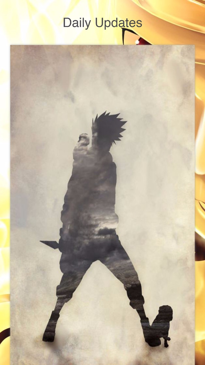 Wallpapes for Naruto Manga Anime Free HD Screenshot