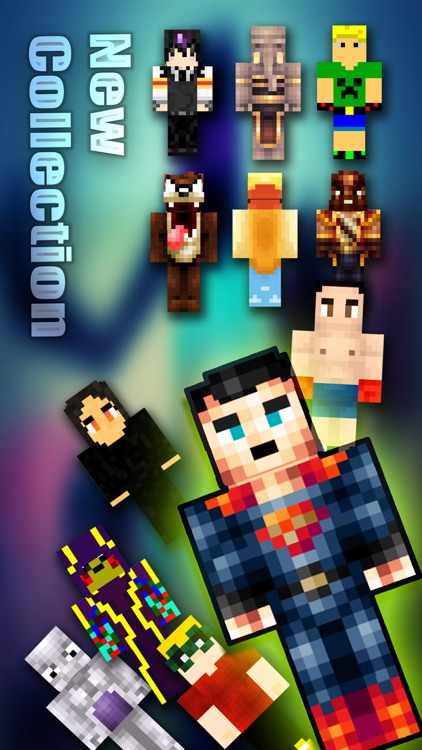 Skin.s Booth for PE - Pixel Texture Simulator & Exporter for Mine.craft Pocket Edition Pro
