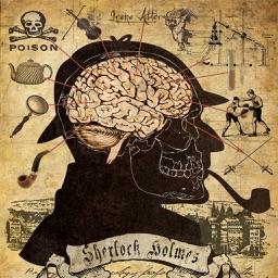 Sherlock Holmes House Escape Puzzle