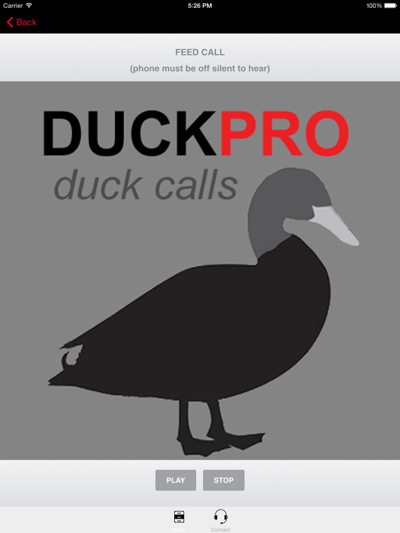 Duck Calls and Duck Sounds for Duck Hunting + BLUETOOTH COMPATIBLE screenshot-3