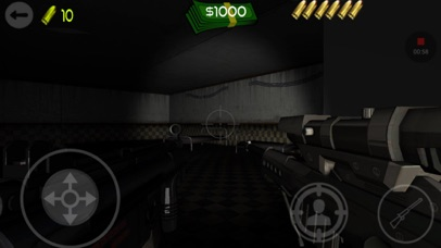 Zombie Hospital Escape 3D Horror (an fps style shoot N kill survival game) screenshot four
