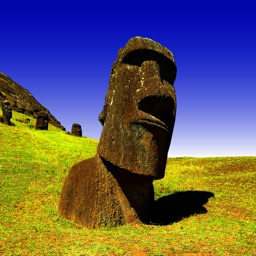 Easter Island Trail Map OFFLINE