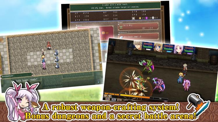 RPG Asdivine Cross screenshot-3