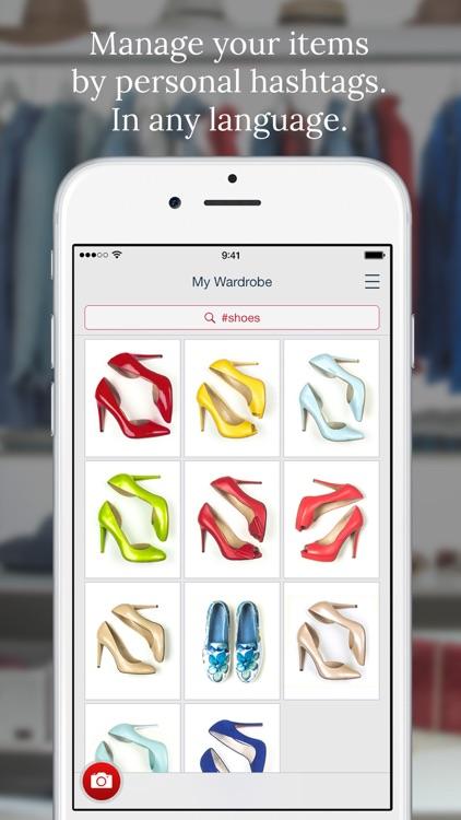 Dressbox — your closet organizer.