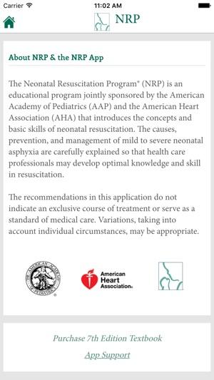 Nrp app neonatal resuscitation program tools on the app store screenshots fandeluxe Images