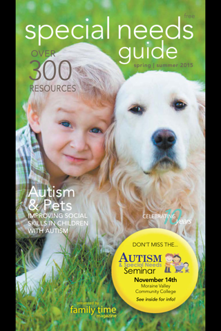 Special Needs Guide Magazine - náhled