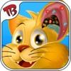 猫耳の手術シミュレータ - キッズ&女の子のためのマイ・リトル・キティバーチャル動物の耳の手術