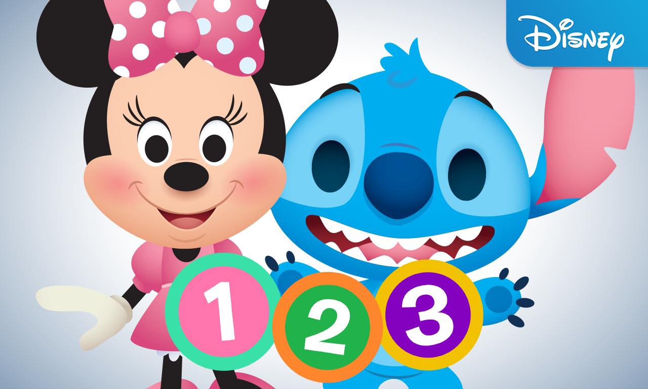Disney Buddies: 123s