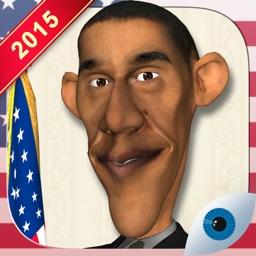 Obama : 2015 - for iPad