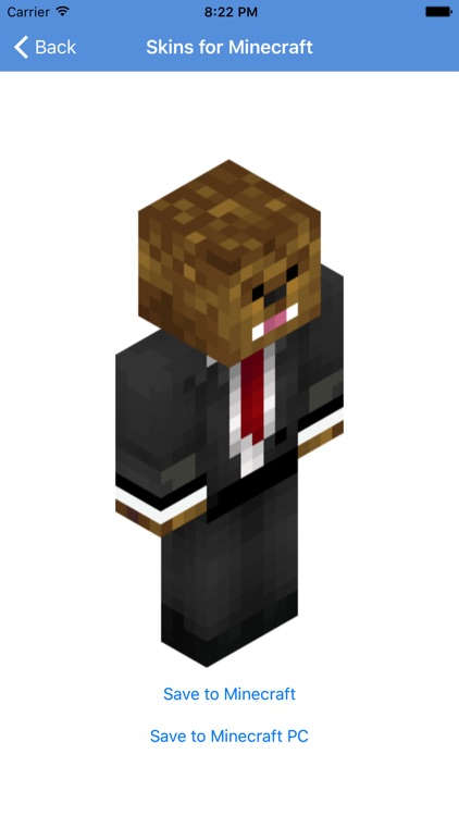 Skins for Minecraft - PE Skins screenshot-3
