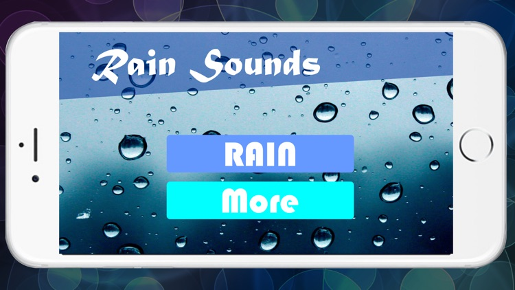 Rain Sounds Calming Music For Mental Training and Peace