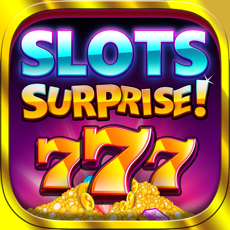 ‎Slots Surprise - 5 reel, FREE casino fun, big lottery bonus game with daily wheel spins