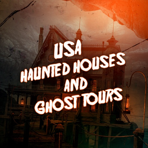 USA Haunted Houses and Ghost Tours