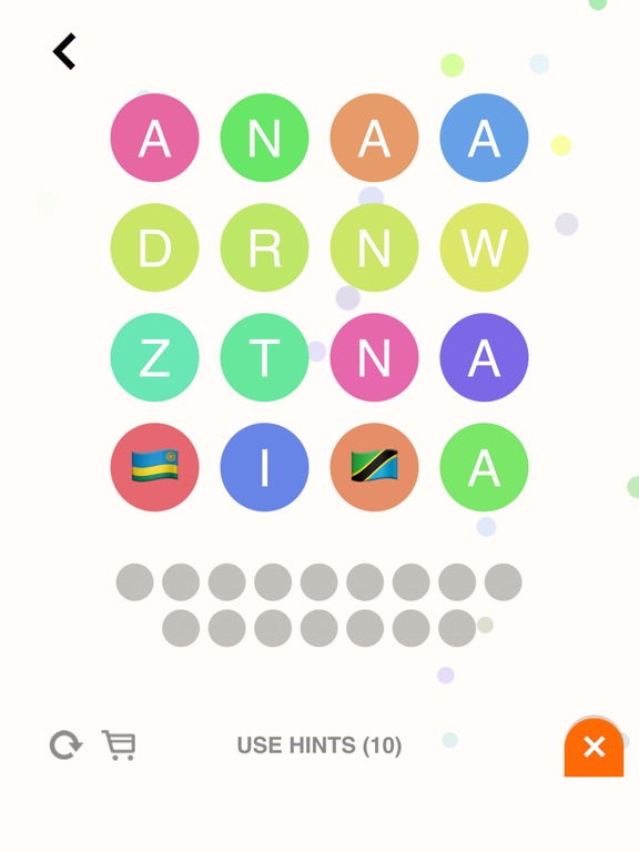 Flagbubbles! - Country Flag Word Whizzle Ruzzle Bubble Games-ipad-1