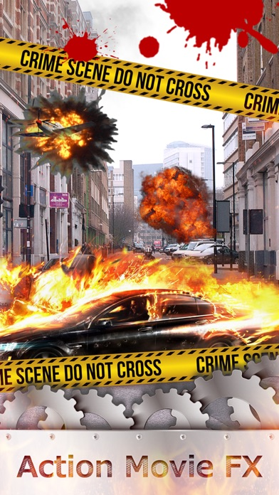 Action Movie FX Pro - Hollywood Style Special Effect Change.r & Extreme Photo Sticker Edit.or-0
