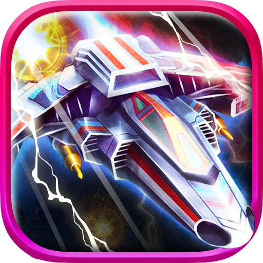 Thunder Fighter2016-Classic Airplane Jet Game iOS App