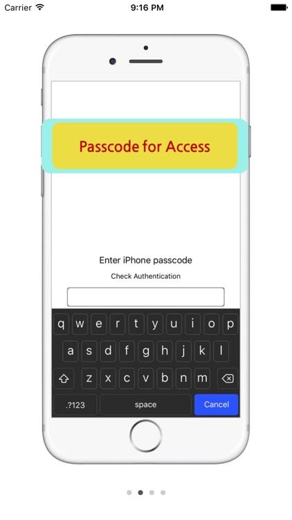 Private Bookmarks - Manage Secret Bookmarks