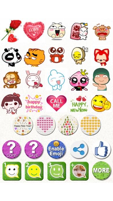Stickers Free -Gif Photo for WhatsApp,WeChat,Line,Snapchat,Facebook,SMS,QQ,Kik,Twitter,Telegramのおすすめ画像2