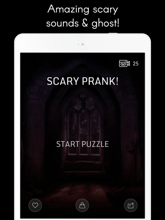 Scary Prank - Scary cam,Scary to Scare your friend | App