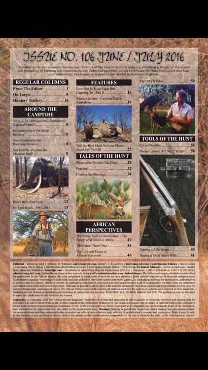 The African Hunter screenshot-3