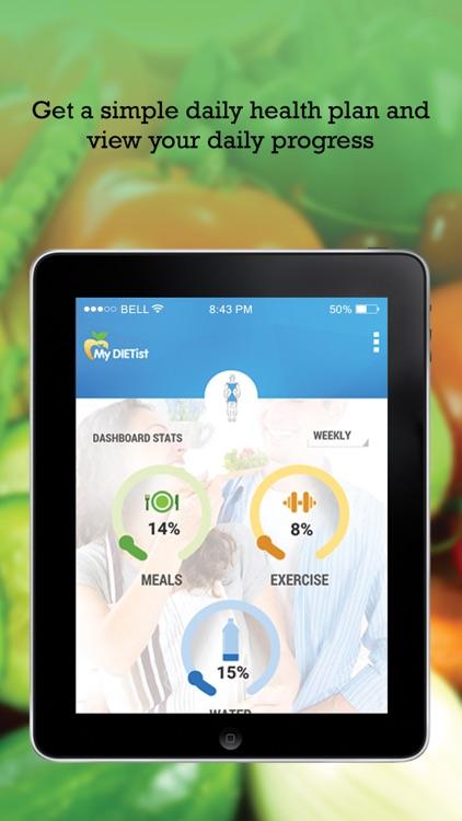MyDIETist – Online Dietician Consultation screenshot-4