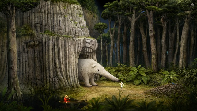 Samorost 3 Screenshot