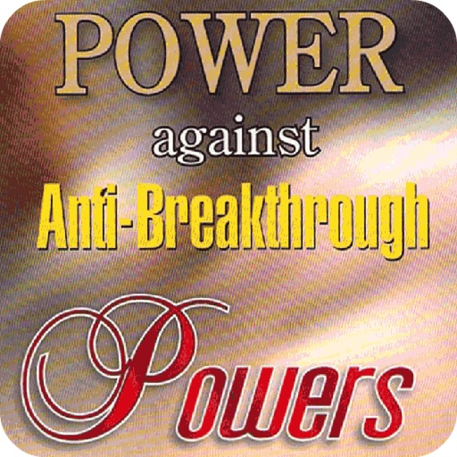Power against Anti-Breakthrough Powers