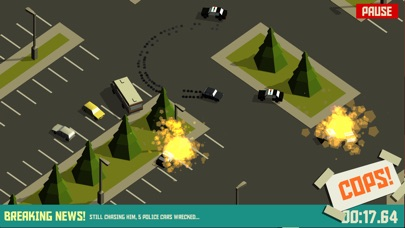 PAKO - Car Chase Simu... screenshot1
