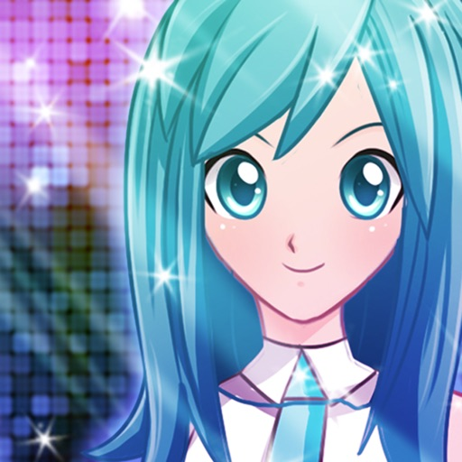 Dress Up Games Vocaloid Fashion Girls - Make Up Makeover Beauty Salon Game for Girls & Kids Free