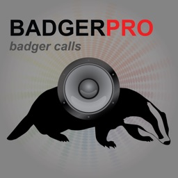 Badger Hunting Calls - With Bluetooth Ad Free