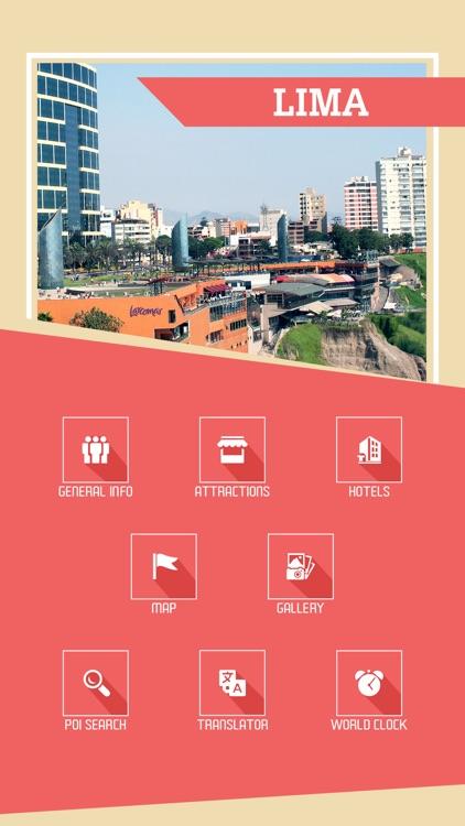 Lima Tourism Guide
