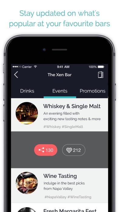 Next Round - Explore. Drink. Share. screenshot four