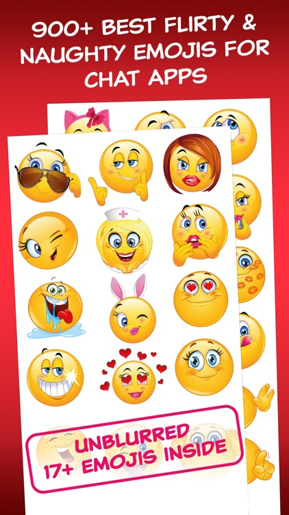 Adult Dirty Emoticons - Extra Emoticon for Sexy Flirty Texts for Naughty Couples