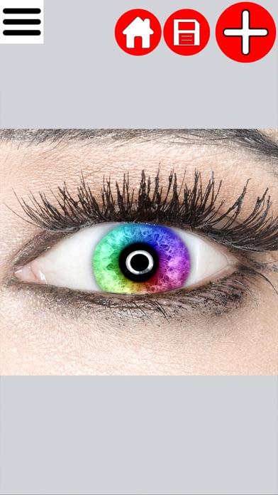 Futuristic Eye Editor screenshot three