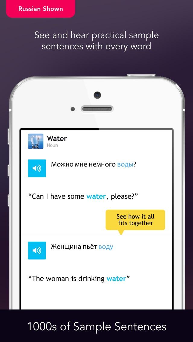 Learn Ukrainian - WordPower screenshot four