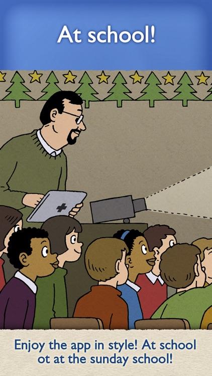 Children's Bible Books & Movies | Family & School screenshot-3