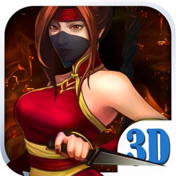 3D 热血拳霸-(王者归来 御姐绝杀)