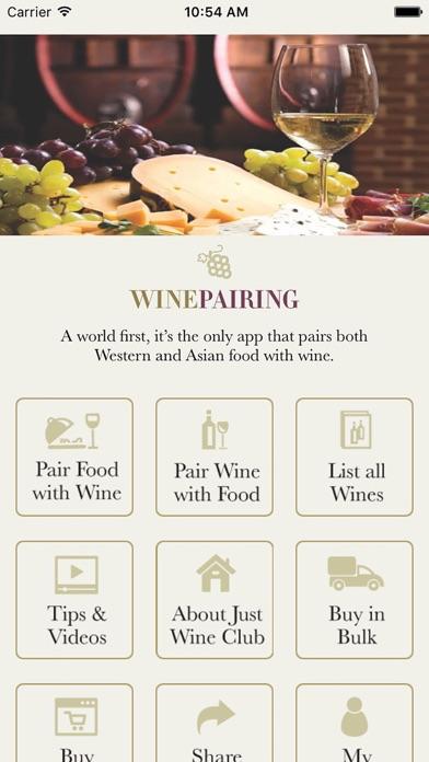 Wine Pairing AppScreenshot of 2