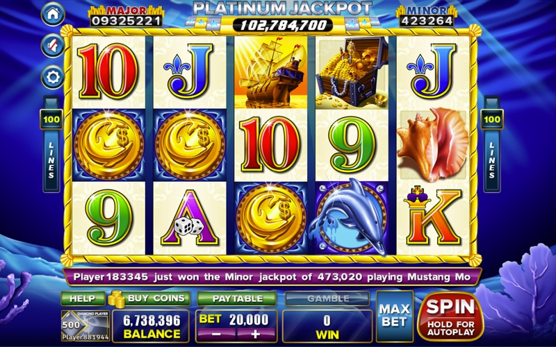 Players Paradise Slots for windows pc
