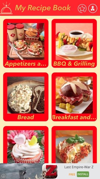 Recipe Book : Christmas Dinner Recipes CookbookScreenshot of 1