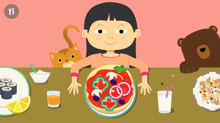 My Food - Nutrition for Kids screenshot-0