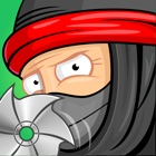 Mini Adventurous Ninja Endless Jump icon