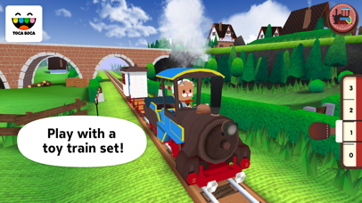 download Toca Train apps 2