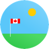Weather Pop - Canada weather app using Environment Canada weather forecast data
