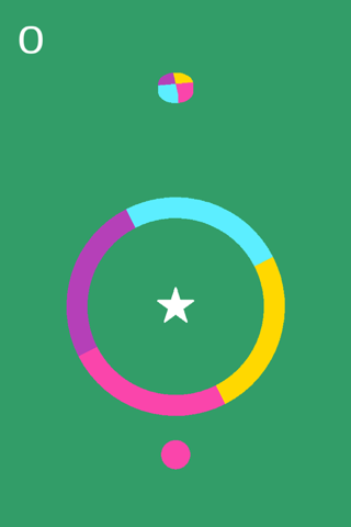Color Dash Switch : Crazy Color Swap screenshot 2