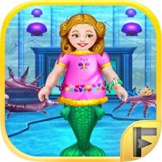 Activities of Little Baby Mermaid Nurse & Ocean Doctor Nursery Free