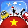 ベトナム語 - フラッシュカードやネイティブによる音声付きの無料オフラインフレーズブック - iPhoneアプリ