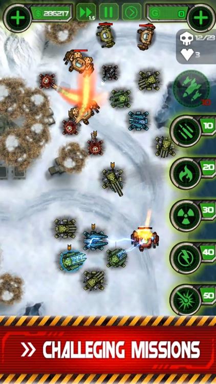 Tower Defense - Civil War