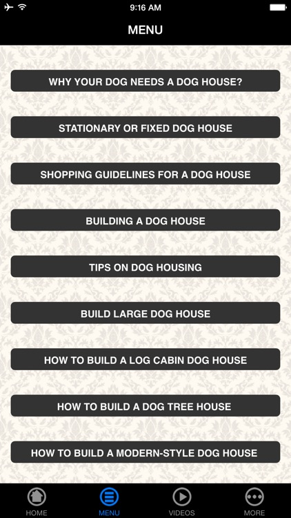 A+ How To Build Your Dog House - Step by Step Videos screenshot-4