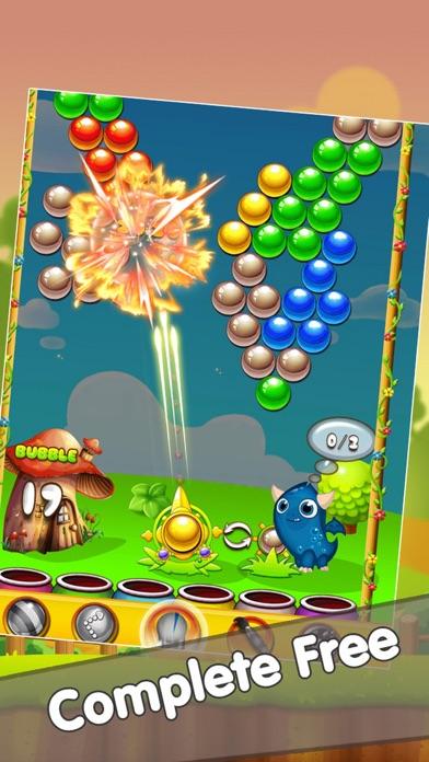 Bubble Popping Blaster screenshot two